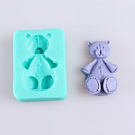 1pc Πλαστική ύλη Κέικ Καλούπια τούρτας Εργαλεία ψησίματος