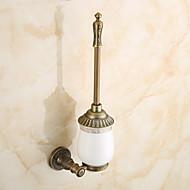 ieftine Bathroom Hardware-Suport Perie Toaletă Antichizat Alamă 1 piesă - Hotel baie