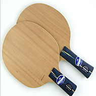 baratos Tenis de Mesa-Ping Pang / Tabela raquetes de tênis Madeira Cabo Comprido / Não Cabo Comprido / Não