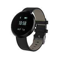 tanie Inteligentne zegarki-Inteligentne Bransoletka GPS Ekran dotykowy Pulsometr Spalone kalorie Krokomierze Śledzenie odległości Anti-lost Odbieranie bez użycia