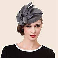 lână pălărie din aliaj de pălărie cap de păr clasic feminin stil