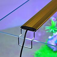 baratos -Aquários Iluminação de LED Branco Azul Ajustável Lâmpada de LED AC 220-240V