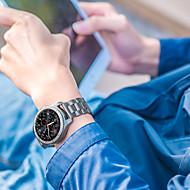 billiga Smart klocka Tillbehör-Klockarmband för Gear S3 Frontier Gear S3 Classic Samsung Galaxy Sportband Rostfritt stål Handledsrem