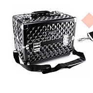 Cosmetic Box Quadrate קיבולת גבוהה MSQ גדול 35*23*27 נשים יוניסקס גברים