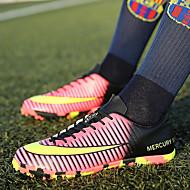 baratos Sapatos Masculinos-Homens Tecido Primavera / Outono Conforto / botas de desleixo Tênis Futebol Vestível Roxo / Verde / Rosa claro
