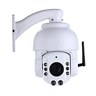 billige Utendørs IP Nettverkskameraer-1.3 MP Utendørs with IR-kutt 32(Dag Nat Dobbeltstrømspumpe Fjernadgang Vanntett IR-klip Wi-Fi Beskyttet Setup Plug and play) IP Camera