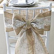stol sash blonder bryllup part occassion klassiske fairytale gargen tema