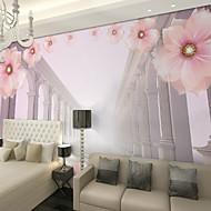 Art Deco 3D Decoração para casa Clássico Revestimento de paredes, Tela de pintura Material adesivo necessário Mural, Cobertura para
