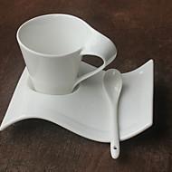Dagelijks drinkgerei Noviteit drinkgerei Theekoppen Waterflessen Koffiebekers Thee & Dranken 1 Keramiek, -  Hoge kwaliteit