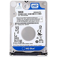 WD 500GB Laptop/Notebook Hard Disk Drive 5400rpm SATA 3.0(6Gb/s) 16MB Cache 2.5 inch-WD5000LPCX