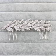 Umjetno drago kamenje Kose za kosu 1 Vjenčanje Special Occasion Glava