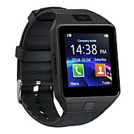 HHY Bluetooth Smartwatch DZ09 Sport Pedometer Multilingual Camera Android IOS Millet Mobile Phone