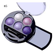 cheap Eye Shadows-5 Eye High Quality Powder Daily