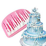 billige Bakeredskap-Bakeform For Godteri Sjokolade Kake Annen Silikon Økovennlig Høsttakkefest Nyttår Bursdag Ferie Non-Stick