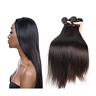 best 12a virgin hair wholesale brazilian straight virgin hair 1kg 10bundles lot original brazilian human hair weaves natural black color