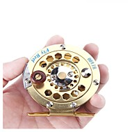 cheap Fishing-Ice Fishing Reel Fishing Reel Ice Fishing Reels Fly Reels 1:1 Gear Ratio+1 Ball Bearings Right-handed Fly Fishing Ice Fishing Other