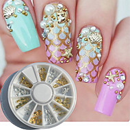 Cheap nail art online nail art for 2018 1 decoration kits metallic fashion high quality daily solutioingenieria Image collections