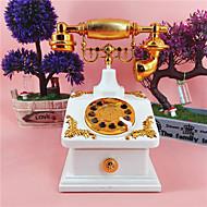 Música Plástico Moderno/Contemporâneo,Presentes Interior Acessórios decorativos