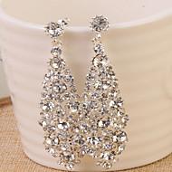 Žene Okrugle naušnice Legura Jewelry Vjenčanje Party Halloween Nakit odjeće