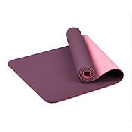 Yogamatte Lugtfri Miljøvennlig 6 mm til