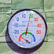 willekeurige kleur ming hoge huishoudelijke binnentemperatuur en vochtigheid meter een mini temperatuur hygrometer nauwkeurigheid