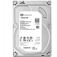 Seagate 3TB デスクトップハードディスクドライブ 回転数7200rpm SATA 3.0(6Gb /秒) 64MB キャッシュ 3.5インチ-ST3000DM001