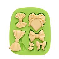 diy 3d dekorasjonsverktøy for kake til is for sjokolade til kake for paj annen silikon ramdon farge