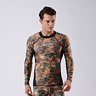 SLINX Erkek 2mm Islak Suit Dalış Skins Su Geçirmez Hızlı Kuruma Rüzgar Geçirmez Nefes Alabilir Güneş Kremi Terylene Coolmax LYCRA® Dalgıç