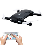 Dron JJRC H37 4Kanály 6 Osy S 2.0MP HD kamerou FPV LED Osvětlení Jedno Tlačítko Pro Návrat Auto-Vzlet Headless Režim 360 Stupňů Otočka