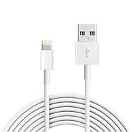 USB 2.0 Hagyományos Kábel Kompatibilitás Apple 300 cm TPE