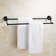 お買い得  浴室用収納棚-タオルバー アンティーク 真鍮 壁式