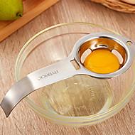 halpa -1 kpl Seed Remover For Egg Ruostumaton teräs Ympäristöystävällinen Creative Kitchen Gadget Erikois