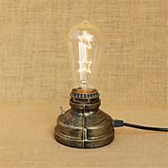 billige Lamper-Rustikk / Hytte / Original LED Skrivebordslampe Til Metall 220-240V