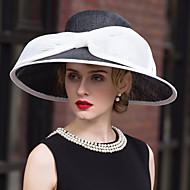 Flachs Hüte mit 1 Hochzeit / Besondere Anlässe Kopfschmuck