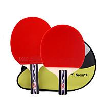 Ping Pang/Tischtennis-Schläger Ping Pang Gummi Kurzer Griff Pickel