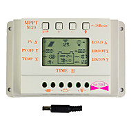 Y-SOLAR 20A LCD display Solar Charge Controller 12V 24V auto switch M20