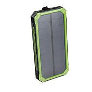 Til Power Bank Eksternt batteri 5 V Til 2 A / # Til Batterioplader Vandtæt / Lommelygte / Multi-udgange LED / Stødsikker