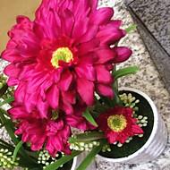 1 ブランチ ドライフラワー テーブルトップフラワー 人工花