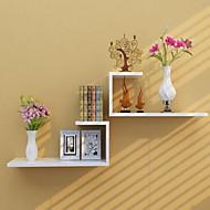 tanie Dekoracje ścienne-Kwiatowy Motyw Dekoracja ścienna Drewniany Nowoczesny Wall Art, Ściana Wieszanie Dekoracja