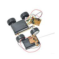 太陽光エネルギーおもちゃ DIYキット ラジオコントロール おもちゃの車 おもちゃ 車載 ノベルティ柄 DIY 男の子 女の子 小品