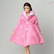 Mais Acessórios Para Boneca Barbie Casaco Para Menina de Boneca de Brinquedo