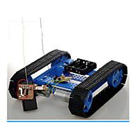 Soldrevne leker Radiostyring Lekebiler Leketøy Tank Robot Gutt Deler