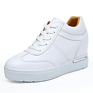 נשים-נעלי ספורט-דמוי עור-קריפרסשטח משרד ועבודה יומיומי-עקב וודג'