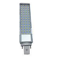 10W G23 G24 E26/E27 LED2本ピン電球 T 55 LEDの SMD 2835 装飾用 温白色 クールホワイト 1000-1100lm 3000/6000K AC 85-265 交流220から240 AC 100-240 AC 110-130V