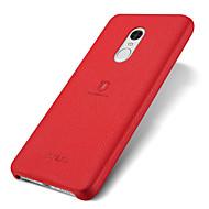 billiga Mobil cases & Skärmskydd-fodral Till Xiaomi Ultratunt / Frostat Skal Enfärgad Hårt PC för Xiaomi Redmi Note 4 / Xiaomi Redmi Note 3 / Xiaomi Mi Note 2 / Xiaomi Mi 5s