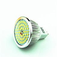 billige Spotlys med LED-1pc 3W 150-200lm GU5.3(MR16) LED-spotpærer MR16 48 LED perler SMD 2835 Dekorativ Varm hvit Kjølig hvit 12V