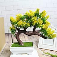 2 ブランチ ドライフラワー テーブルトップフラワー 人工花