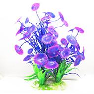 ieftine Decor & Pietriș pentru Acvariu-Decorațiune pentru Acvariu Plantă Apă Artificial Plastic