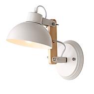 billige Vegglamper-tre art deco metall rustikk vegg sconce stue spisestue hall veggen lampe svart hvit valgfritt