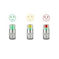4 anvelope supapă indicator de control al presiunii tijei capac de alertă ochi senzor